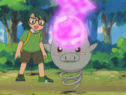 Spoink Confuse Ray