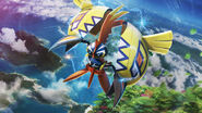 Tapu Koko Sun and Moon Guardians Rising