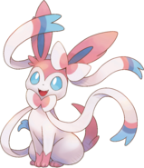 700Sylveon Pokemon Super Mystery Dungeon