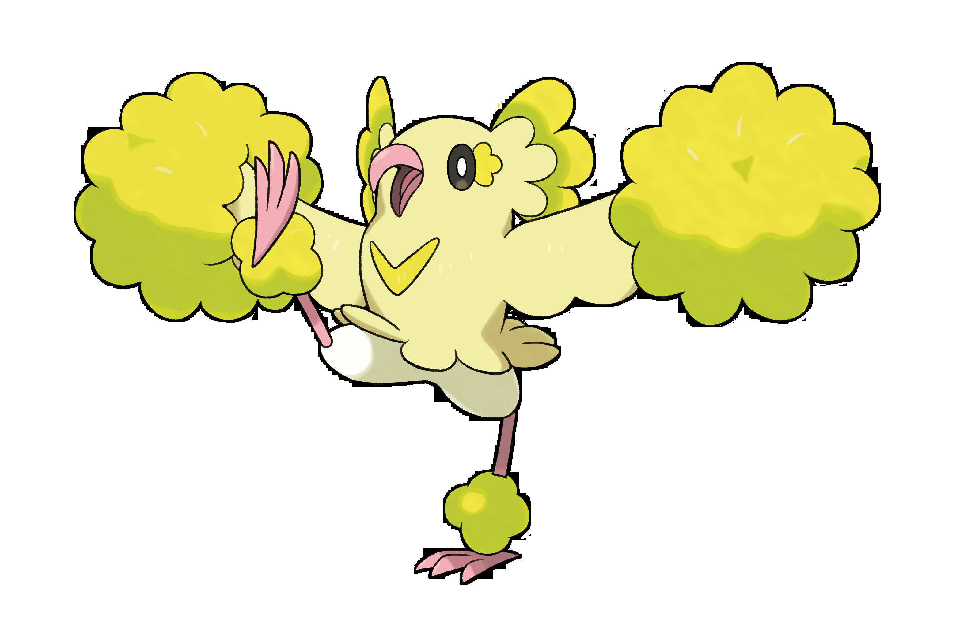 Oricorio | Pokémon Wiki | FANDOM powered by Wikia