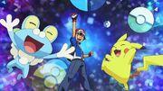 Pokemon XY003 개구마르 VS 화살꼬빈! 공중 기동 배틀!.mp4 001178736