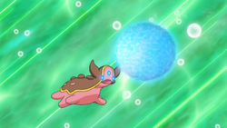 Zoey Gastrodon Water Pulse