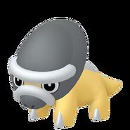 410Shieldon Pokémon HOME