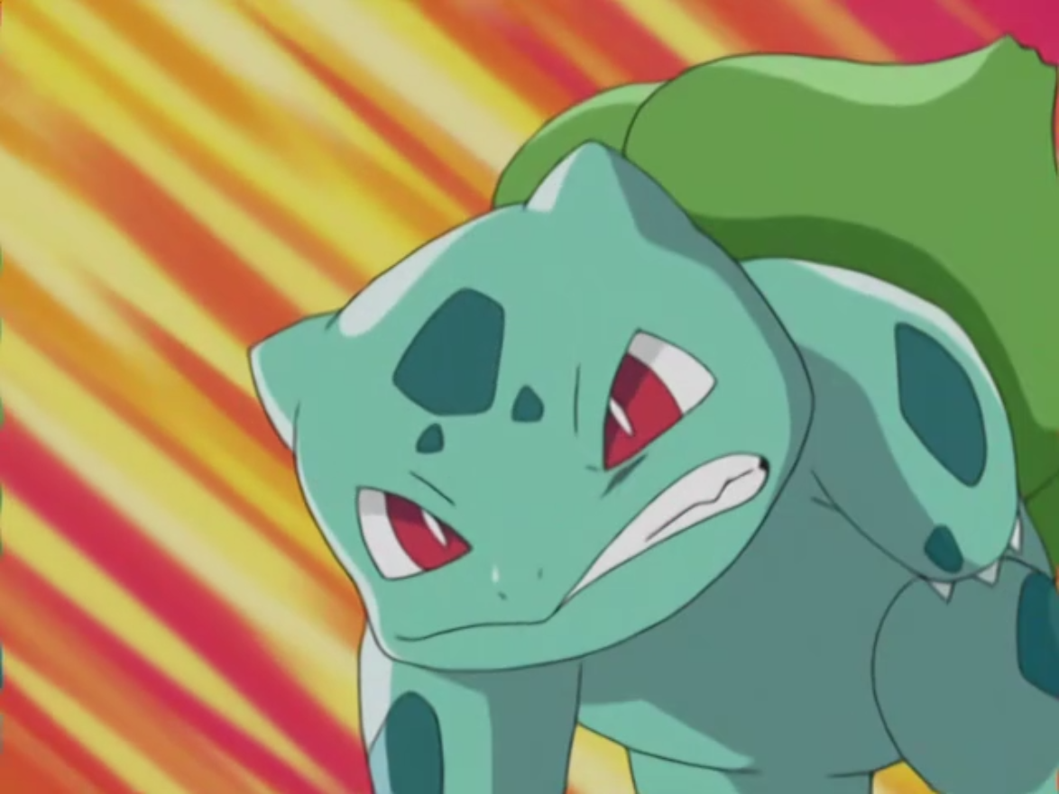 Oak Bulbasaur