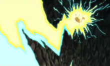 Red's Pikachu Thunderbolt Generations