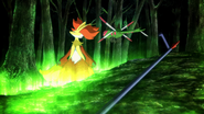 Delphox and Yanmega being revived