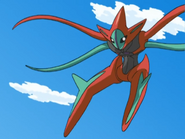 Deoxys DP112 Attack Forme