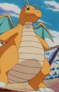 Drake Dragonite anime