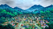 Nuvema Town anime