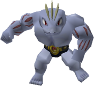 067Machoke Pokemon Stadium