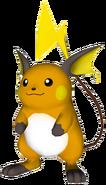 026Raichu Pokemon PokéPark