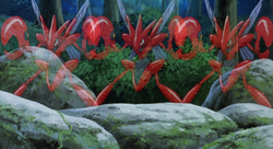 Vicious Scizor Double Team