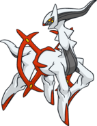 493Arceus Fighting Dream