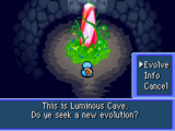 Luminous Cave