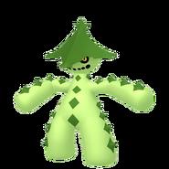 332Cacturne Pokémon HOME