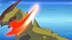 Drayden Haxorus Rock Smash