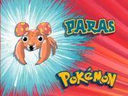 Paras- Who's That Pokémon