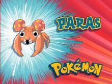 Paras- Who's That Pokémon