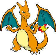 006Charizard Dream