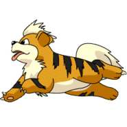 058Growlithe OS anime 2