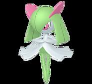 281Kirlia Pokémon HOME