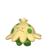 285Shroomish Pokémon HOME