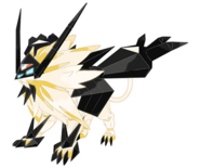 New Solgaleo artwork