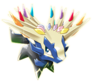 716Xerneas Pokemon Rumble World