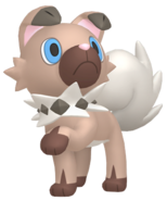 744Rockruff Pokémon HOME