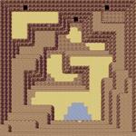 썰물 여울의 동굴 입구