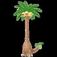 103Exeggutor Alola Pokémon HOME