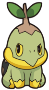 387Turtwig DP anime 10