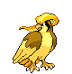 Pidgeot Shiny DPPt
