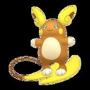 026Raichu Alola Pokémon HOME