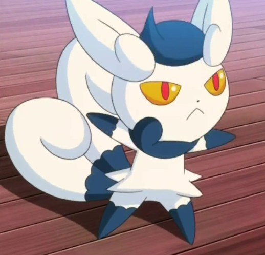 Astrid's Meowstic