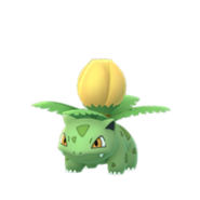 Ivysaur GO Shiny