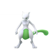 Mewtwo GO Shiny