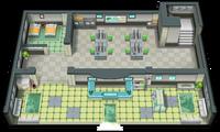 ORAS 날씨 연구소 1층