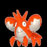341Corphish Pokémon HOME