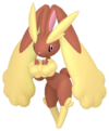 428Lopunny Pokémon HOME
