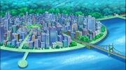 Castelia City (anime)
