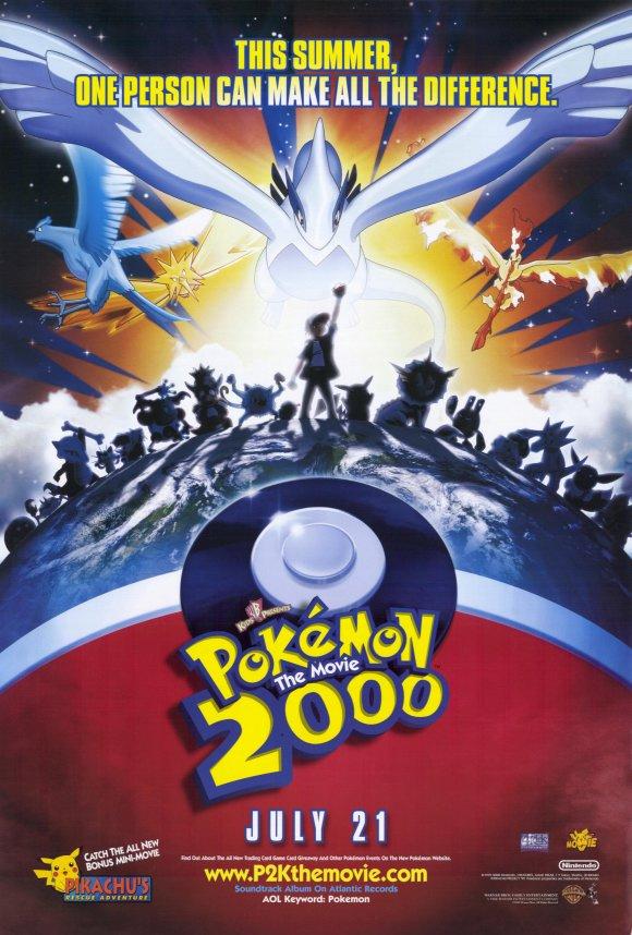 Ms002 Pokemon The Movie 2000 The Power Of One Pokemon Wiki