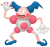 122Mr Mime Pokémon HOME