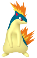 156Quilava Pokémon HOME