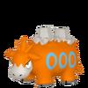 323Camerupt Pokémon HOME