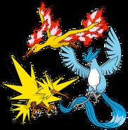 Legendary Birds Dream
