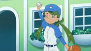 Mallow baseball uniform