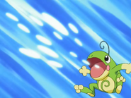 Misty Politoed Bubble