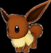 133Eevee Pokémon PokéPark