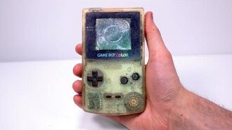 Restauratie Game Boy Color (Engelstalig, 13+)